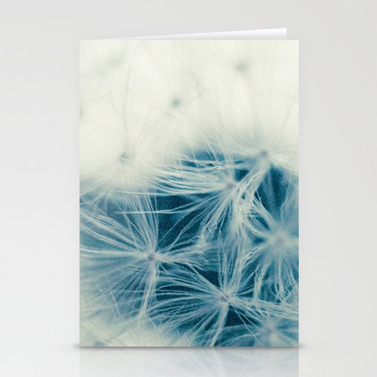Dandelion Close Up Stationery Card