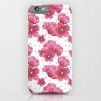 iPhone & iPod Case featuring Sakura Spring by haidishabrina