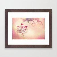 Summer Lingers Framed Art Print