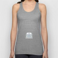 VW Bus Love Unisex Tank Top