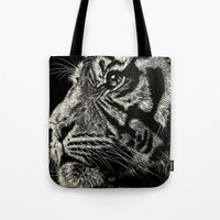 The Magnificent (Tiger) Tote Bag