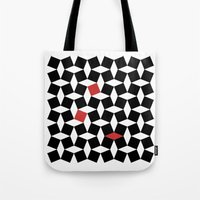 El Batha Pattern Tote Bag
