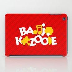 Banjo-Kazooie - Red iPad Case