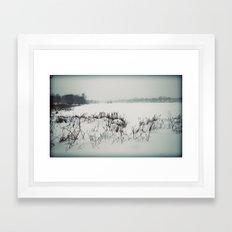 Chilled Evening Framed Art Print