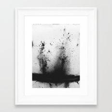 Explosion 2 Framed Art Print