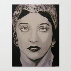 Adorned Grace Canvas Print