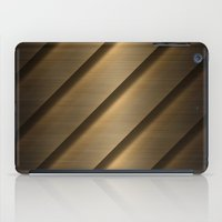 Copper Brass Metal Pipe iPad Case