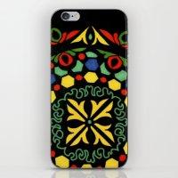 Dala 1 iPhone & iPod Skin