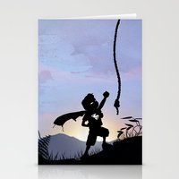Super Kid Stationery Cards