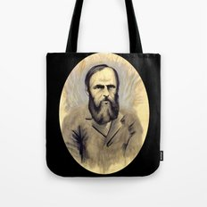 Достое́вский Tote Bag