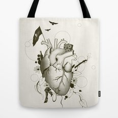 I Love Design Tote Bag