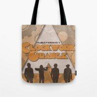 A Clockwork Orange Tote Bag