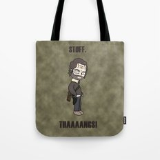 Stuff and Thaaaaangs Tote Bag