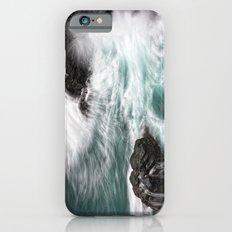 Atlantic Coast, Cornwall UK iPhone 6 Slim Case