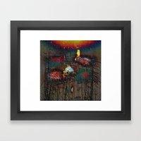 Univers Nature  Framed Art Print
