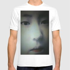 Little Asian Girl Mens Fitted Tee SMALL White