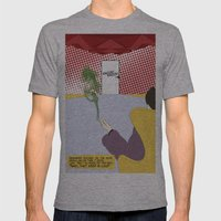 That Weed Is Loud Mens Fitted Tee Athletic Grey SMALL