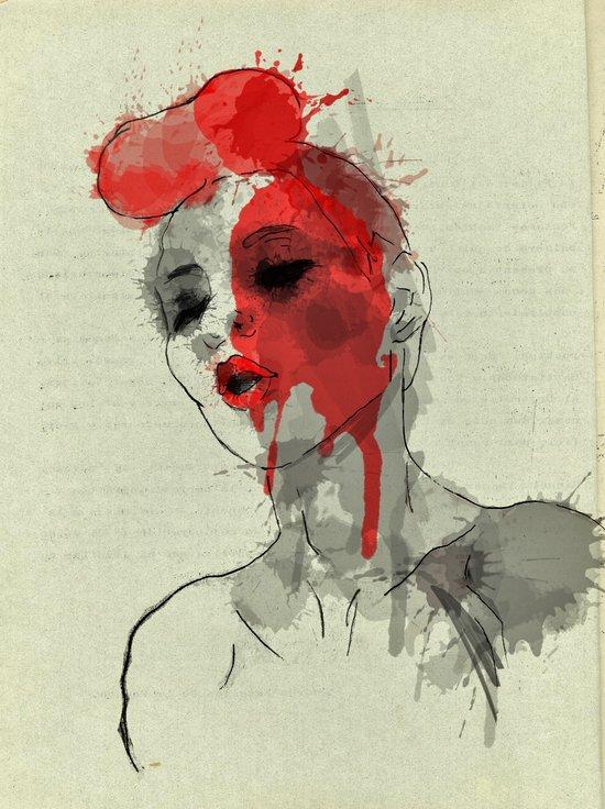 lost in dreams Art Print