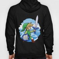 Link, The Wind Waker Hoody