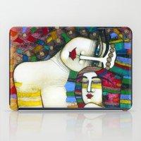 MADONE (hommage to Klimt) iPad Case