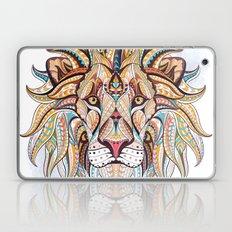Brown Ethnic Lion Laptop & iPad Skin