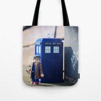 Doctor Who Tote Bag
