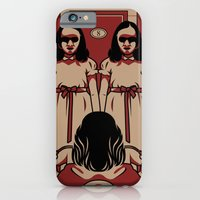 iPhone & iPod Case featuring Dark Symmetry by Johnny Cobalto