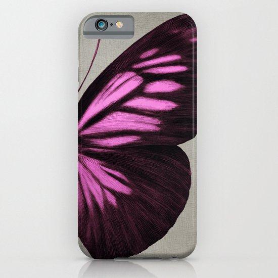 Papillon (Pink) iPhone & iPod Case