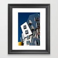 Boston MIT Framed Art Print
