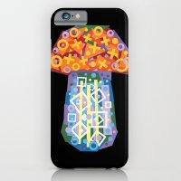 Mushroom (Champignon) iPhone 6 Slim Case
