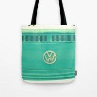 Groovy VW Tote Bag
