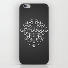 Afrobeat iPhone & iPod Skin
