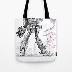 Megatron Contest Weirdo Tote Bag