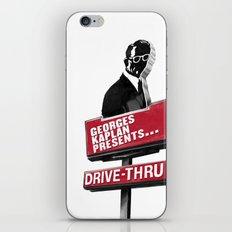 Georges Kaplan Presents... 'Drive-Thru' - Single artwork iPhone & iPod Skin