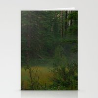 Magical mist Stationery Cards