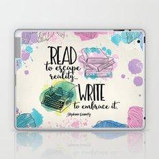 Write to Embrace design Laptop & iPad Skin