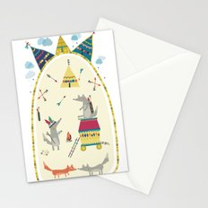 WOLF 2 Stationery Cards