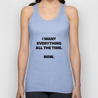 The Cry of the Pelican Unisex Tank Top
