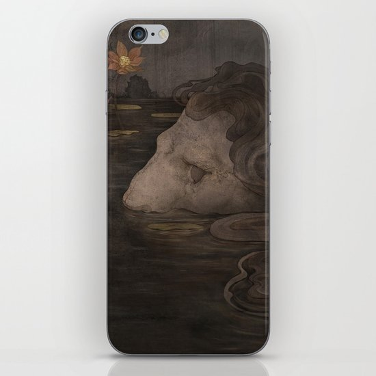Waterborn iPhone & iPod Skin