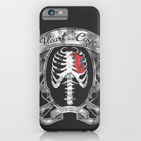 Heart In A Cage iPhone 6 Slim Case
