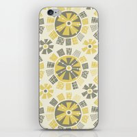 Mod Floral iPhone & iPod Skin