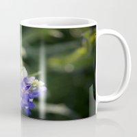 Blue Morning Dew Mug