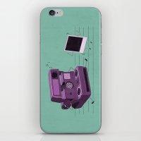 Shake It Like A Polaroid… iPhone & iPod Skin