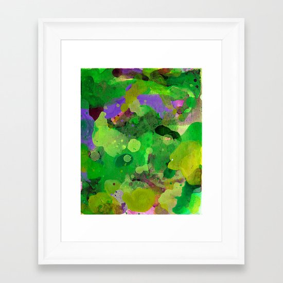 Abstract 72 Framed Art Print