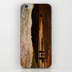 family time iPhone & iPod Skin