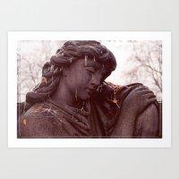 WallaFall Art Print