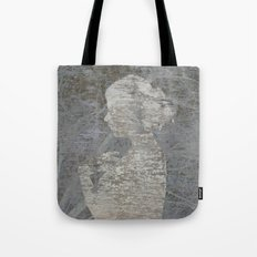 a natural silhouette, two Tote Bag