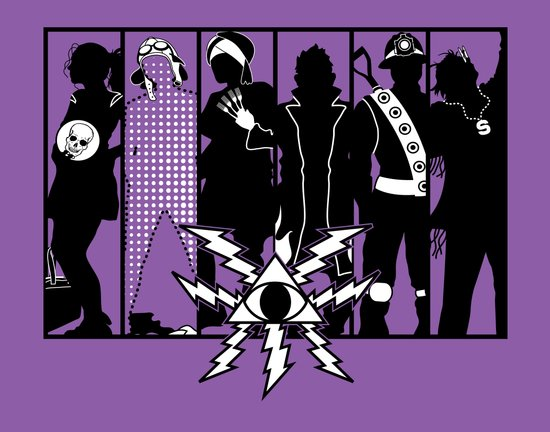 Mystery Men - The Other Guys Canvas Print