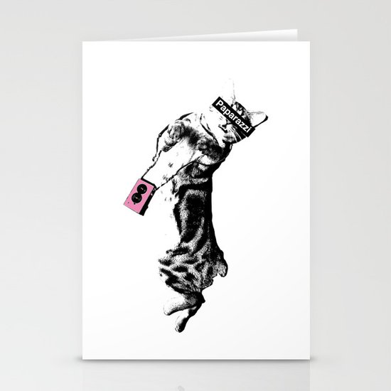 paparazzi Stationery Card