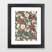 Internet Wallpaper Framed Art Print